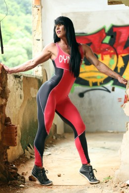Ruby Fitness Jumpsuit