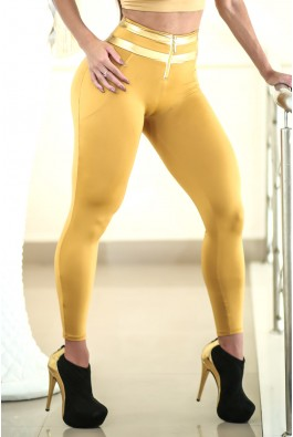 Legging Pathlu Gold Dynamite