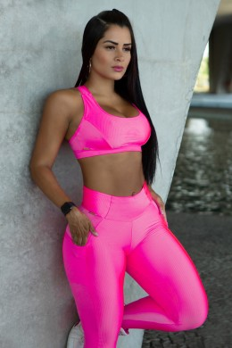 Top fitness BANKA PINK dYNAMITE