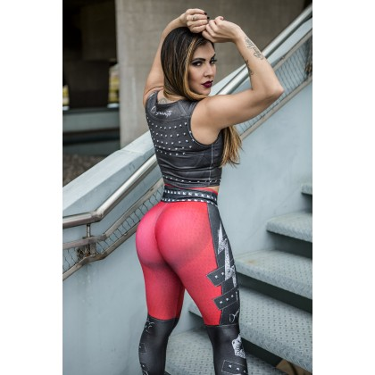 Calça Legging Double Trouble