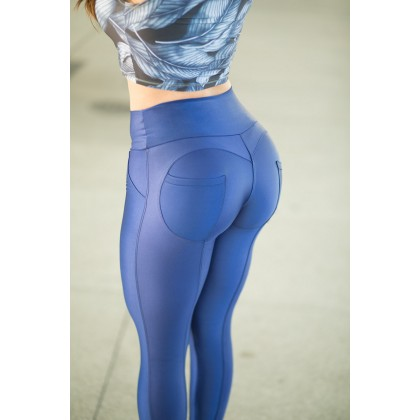 Calça Legging Feminina PushUp Blue Moon Dynamite