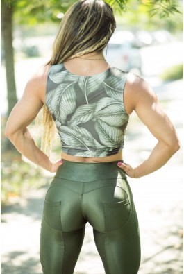 Calça Legging Feminina PushUp Crusher Dynamite
