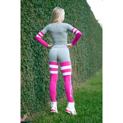 Legging Angel Blush Stripes