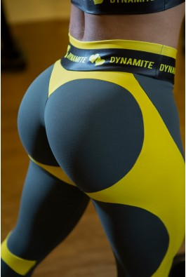 Calça Legging Apple Booty Splendid Dynamite
