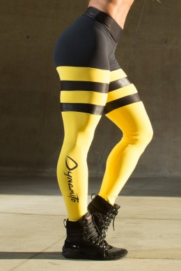 Legging bumble bee