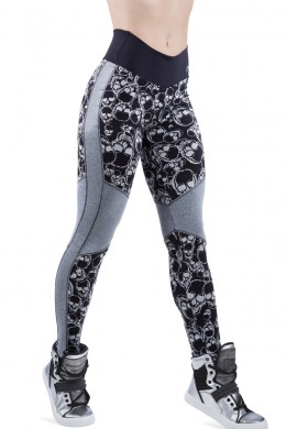 Legging Dark Skulls