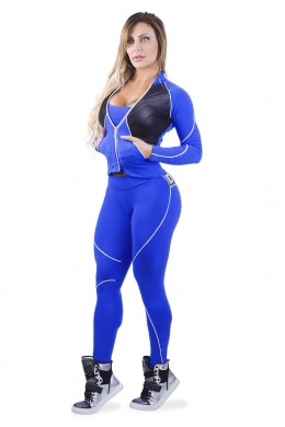 Legging Fitness Royal