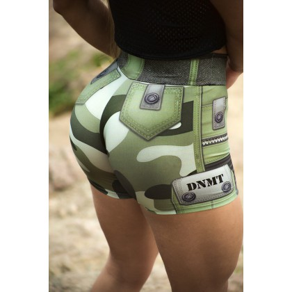 Short Fitness Estampado Jungle Soldier Dynamite