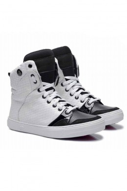 Tênis HardcoreFootwear White and Black