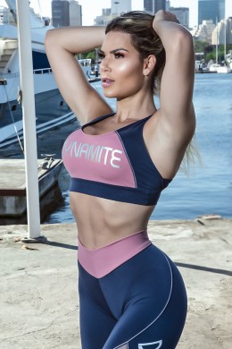 Top Fitness Azul Cottle Dynamite