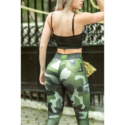 Top fitness  Jungle Soldier